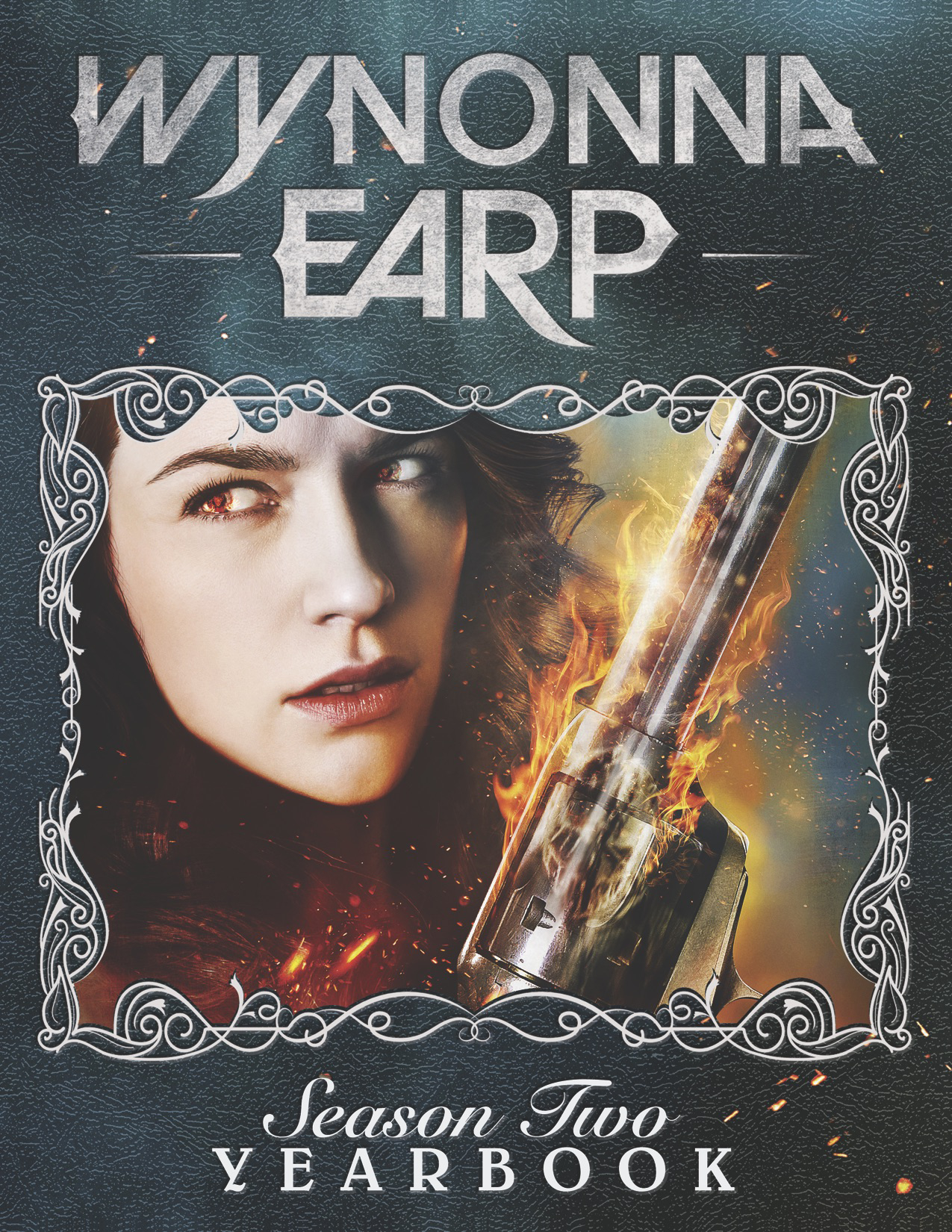 WYNONNA EARP YEARBOOK TP SEASON 02