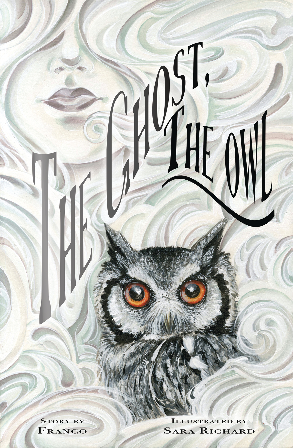 THE GHOST THE OWL HC