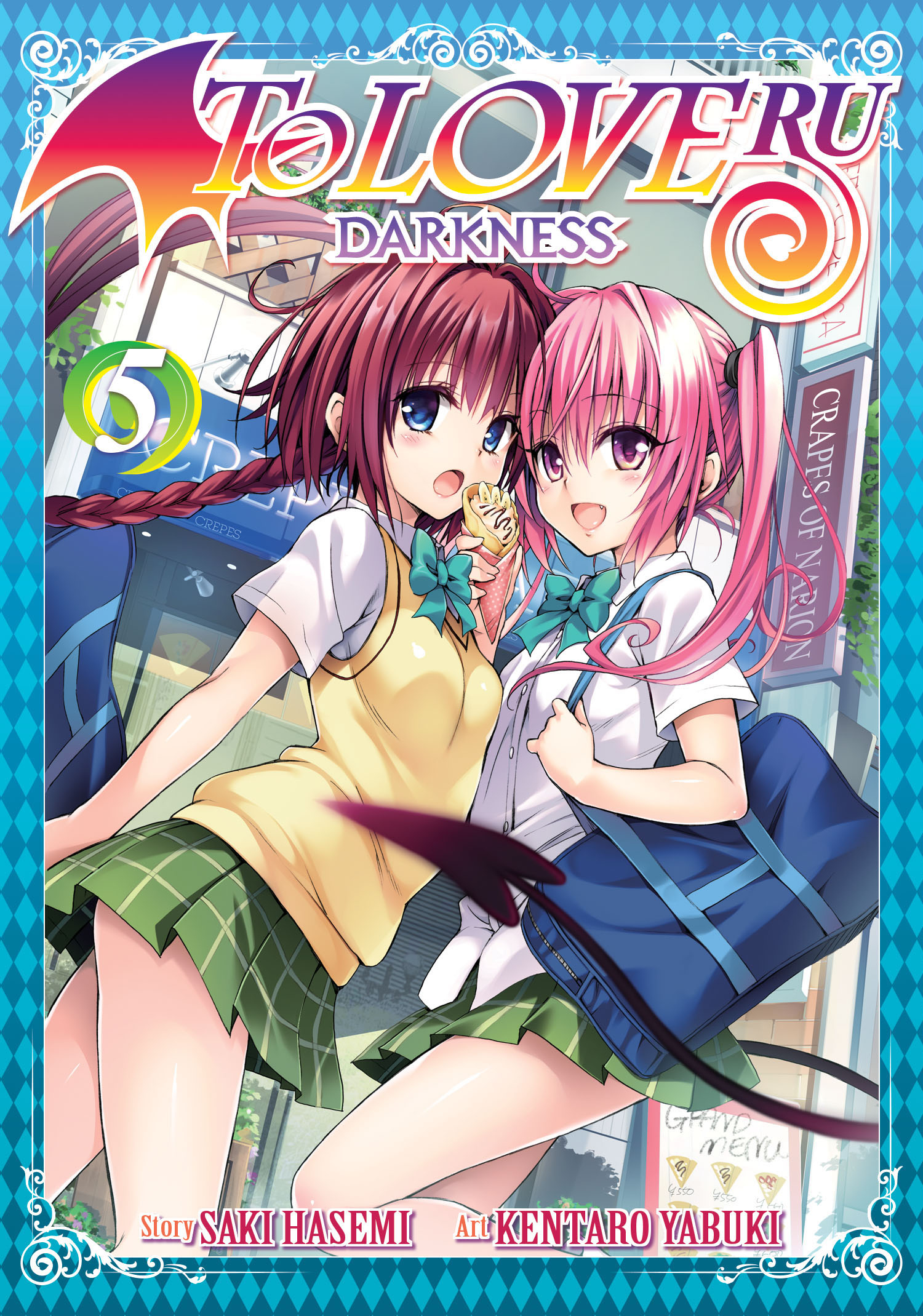 TO LOVE RU DARKNESS GN VOL 05 (MR)