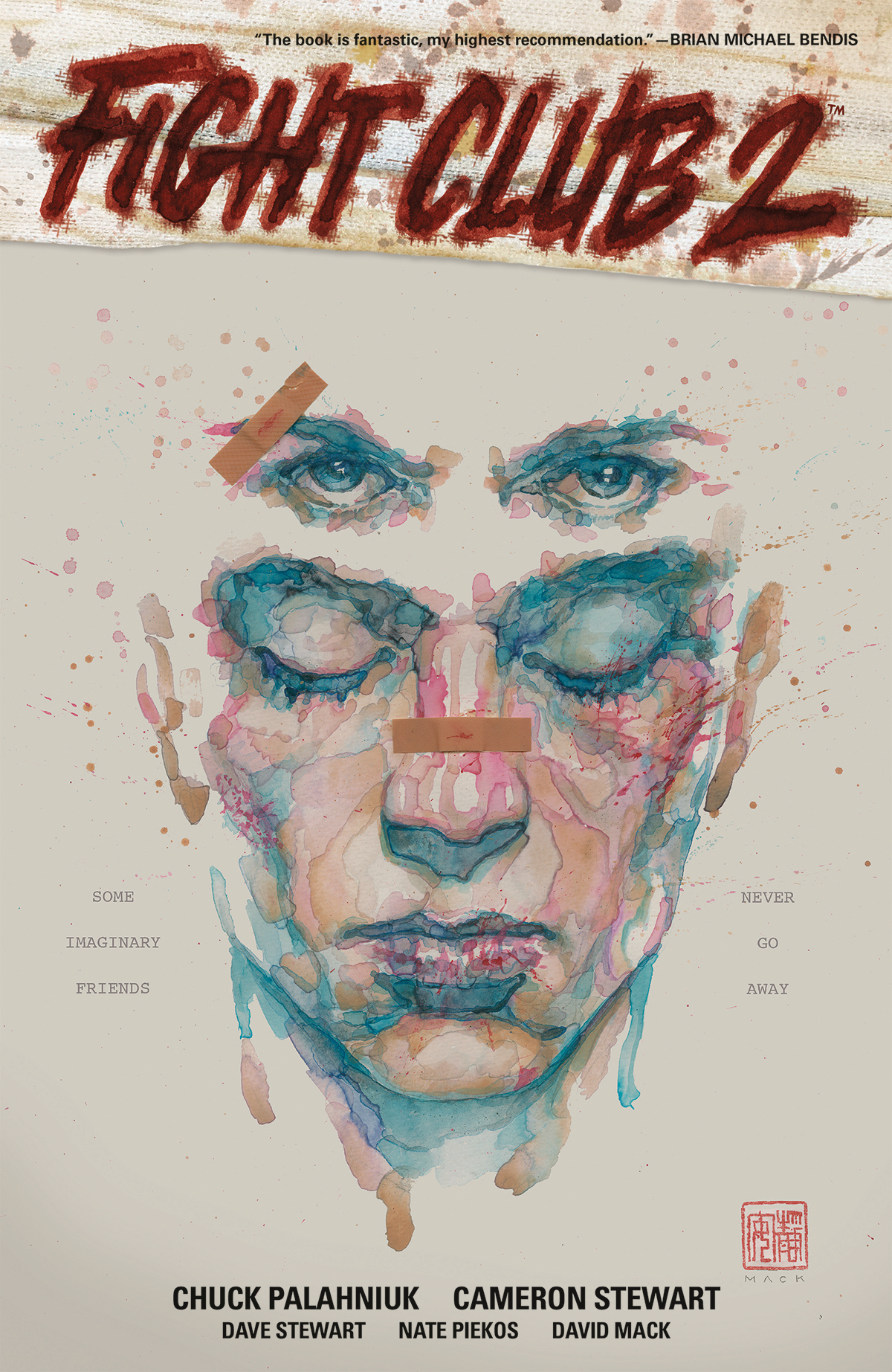 FIGHT CLUB 2 TP (MR)