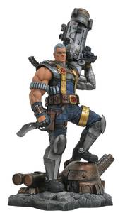 MARVEL PREM COLL CABLE STATUE