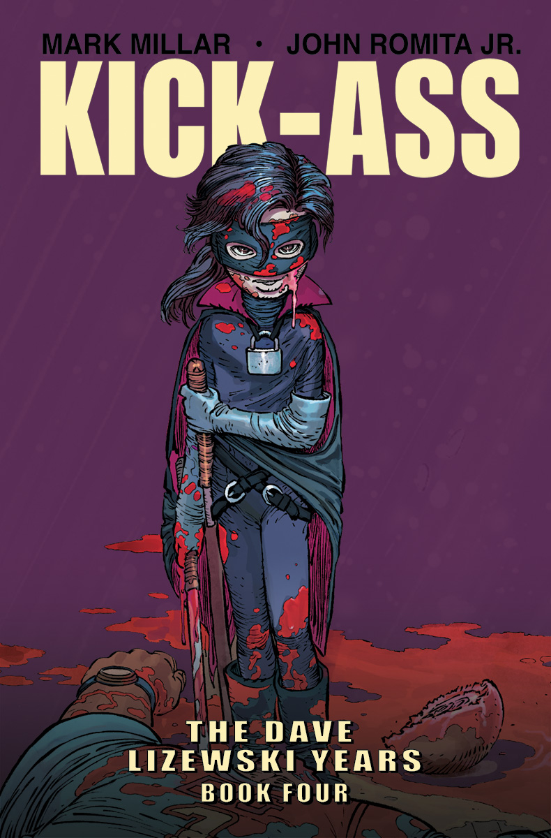 KICK-ASS DAVE LIZEWSKI YEARS TP VOL 04 (MR)