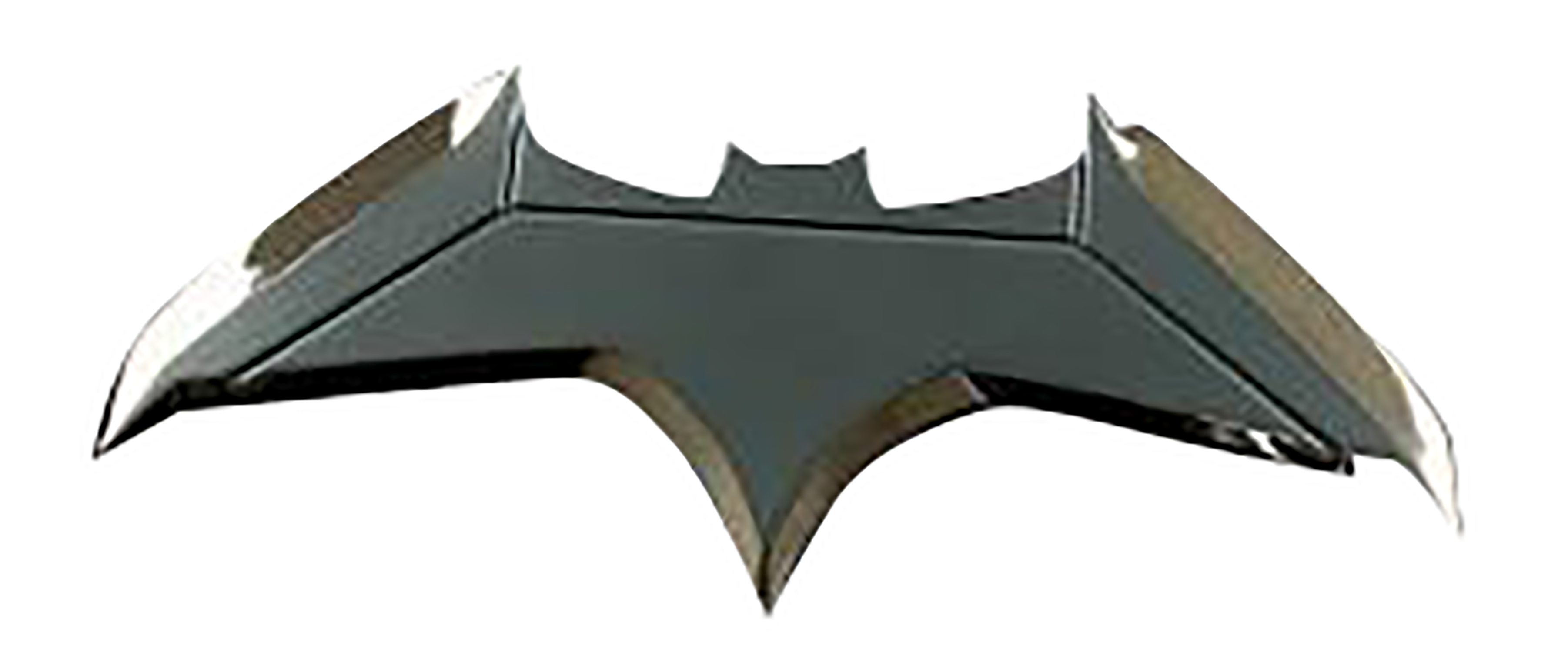 DC CINEMATIC JUSTICE LEAGUE BATARANG 1:1 SCALE REPLICA