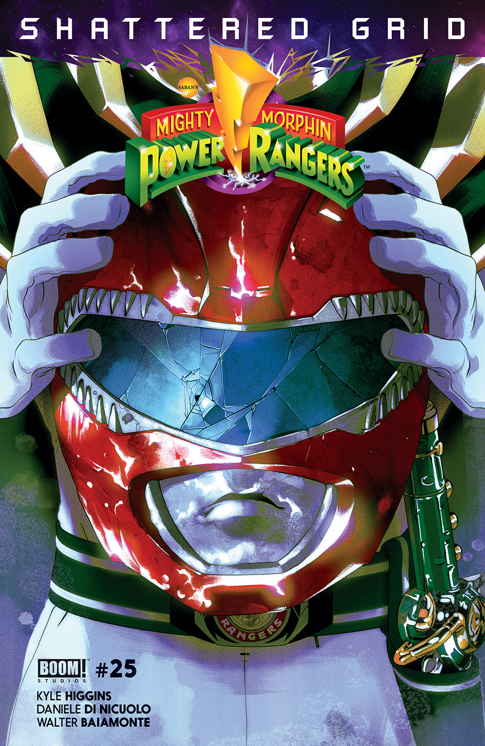 MIGHTY MORPHIN POWER RANGERS #25 POLYBAG MIX SG