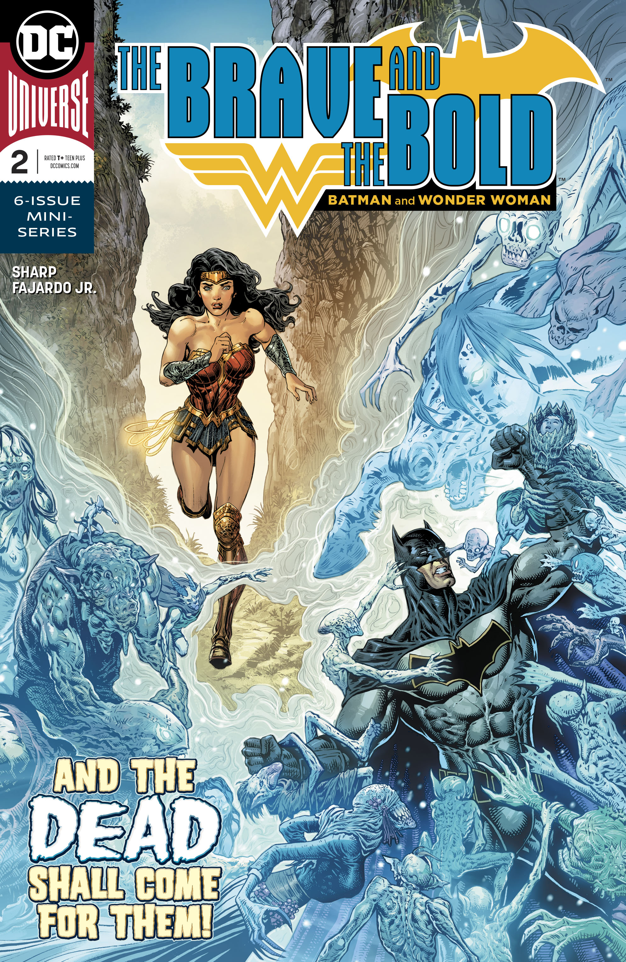 BRAVE & THE BOLD BATMAN & WONDER WOMAN #2