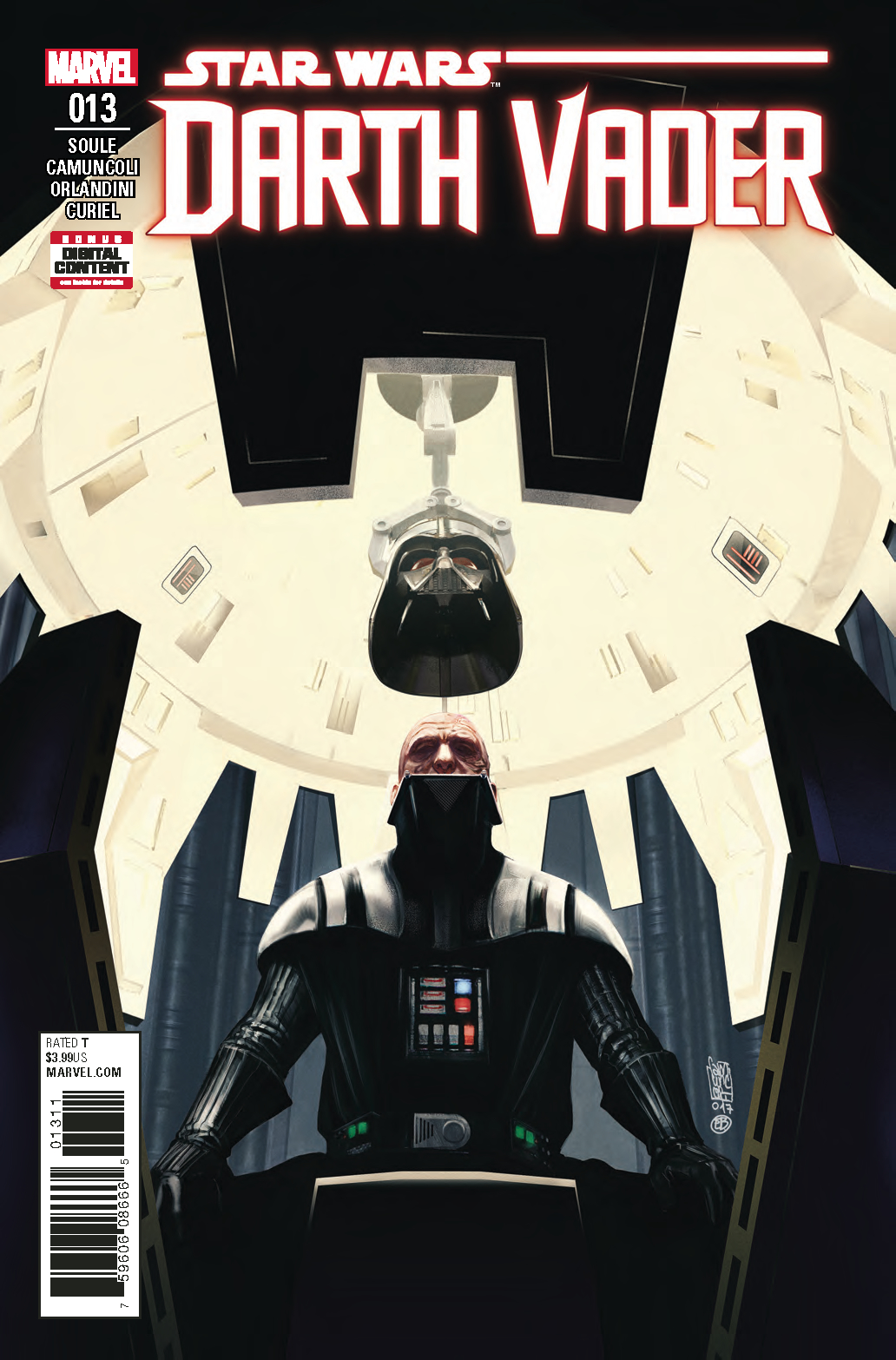 STAR WARS DARTH VADER #13