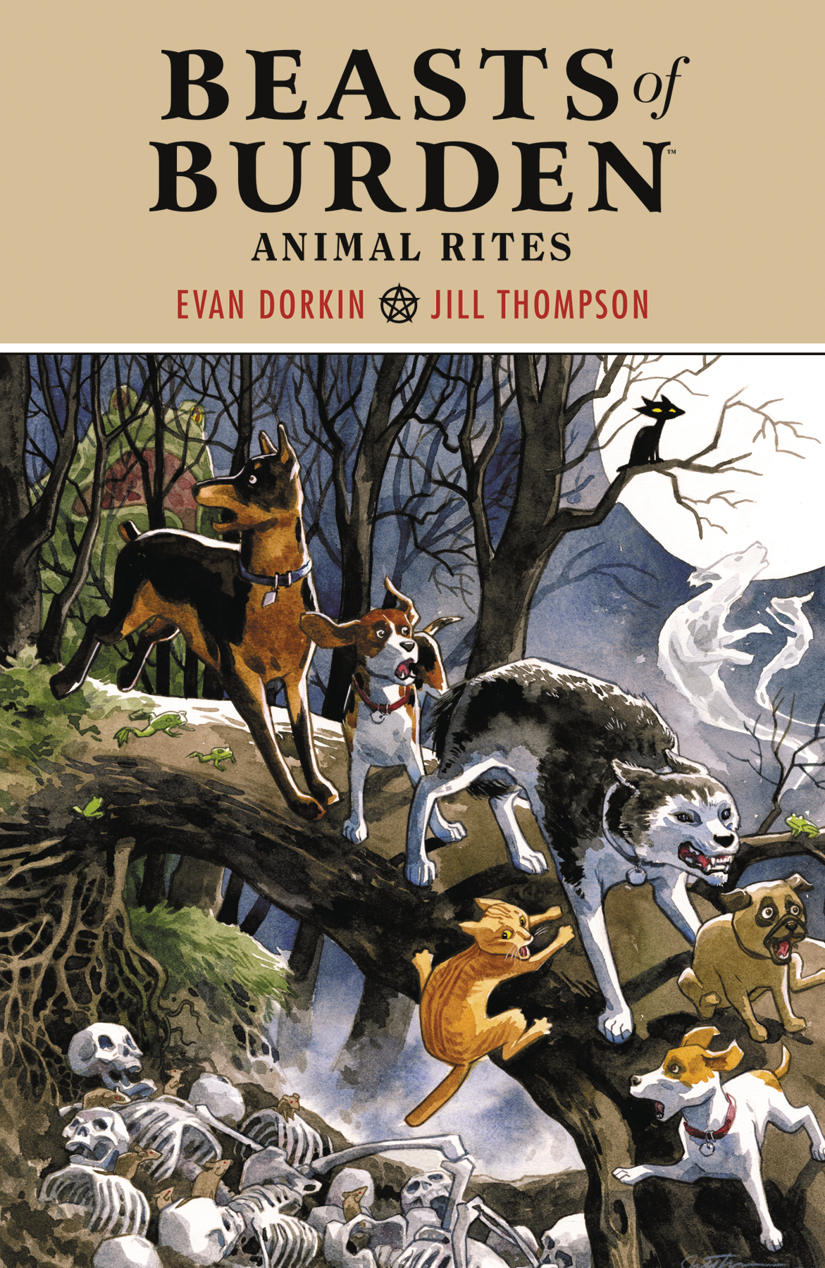 BEASTS OF BURDEN ANIMAL RITES TP