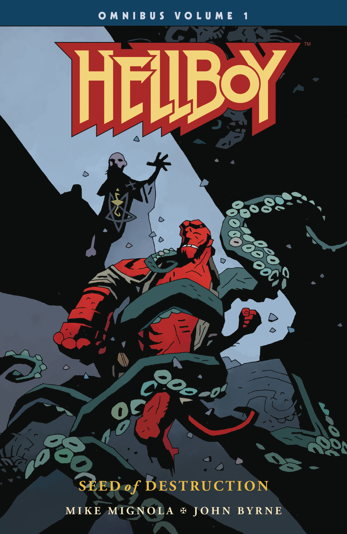 HELLBOY OMNIBUS SEED OF DESTRUCTION TP VOL 01 (JAN180104)