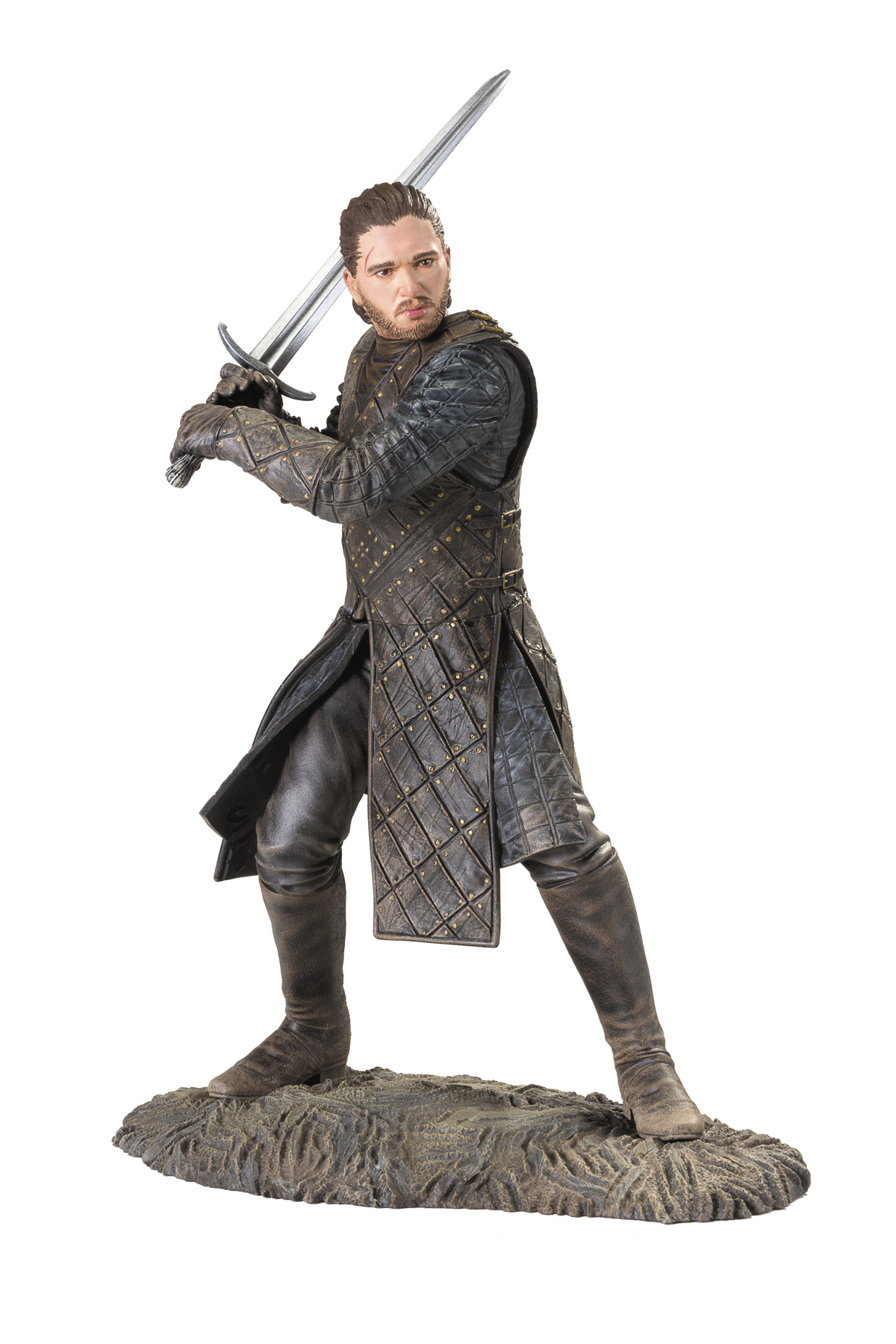 GAME OF THRONES FIGURE JON SNOW BATTLE OF BASTARDS