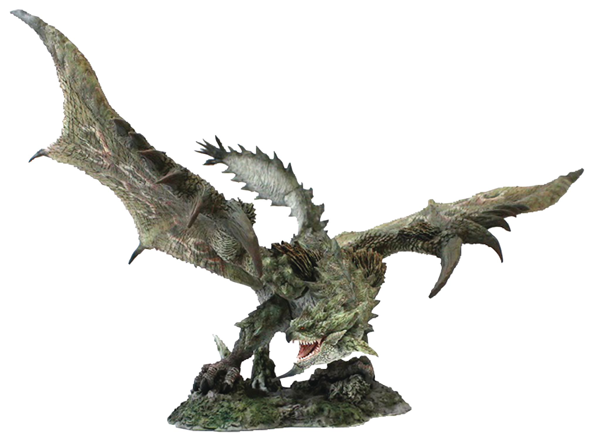 MONSTER HUNTER CFB RATHIAN MDL KIT RESELL VER