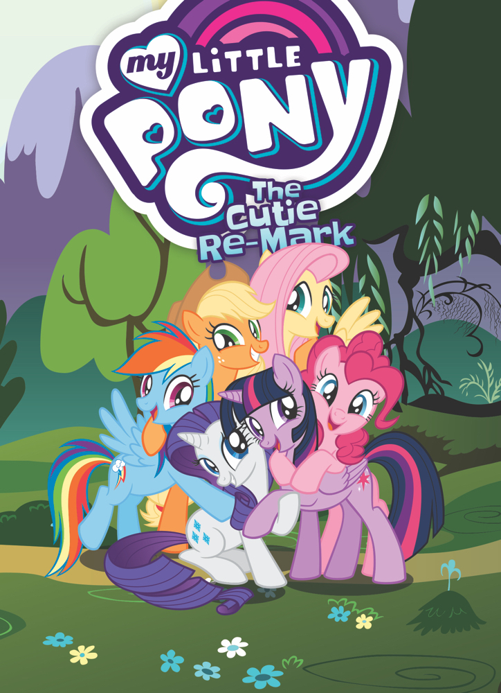 MY LITTLE PONY TP VOL 10 CUTIE RE-MARK