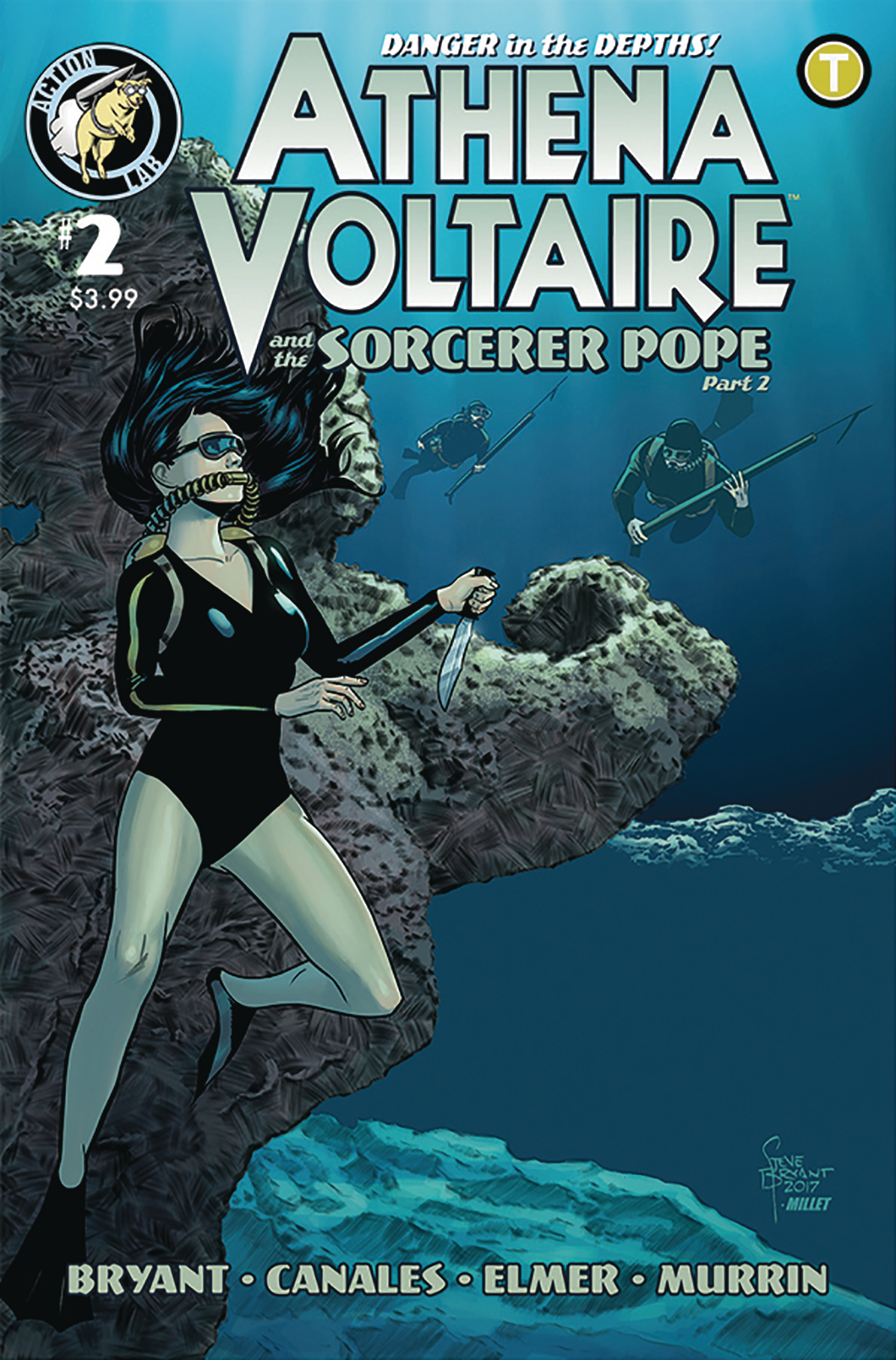 ATHENA VOLTAIRE 2018 ONGOING #2