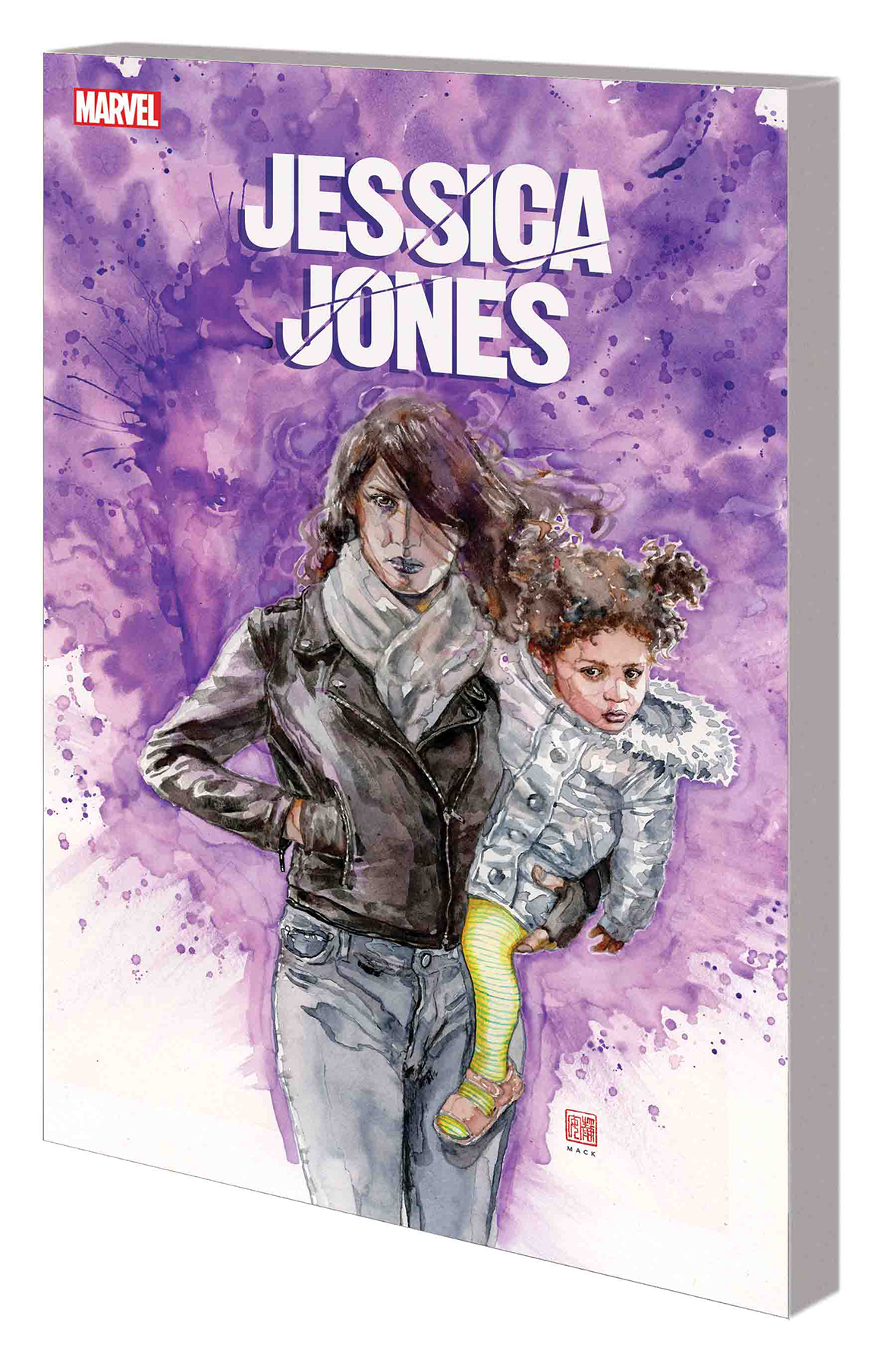 JESSICA JONES TP VOL 03 RETURN OF THE PURPLE MAN