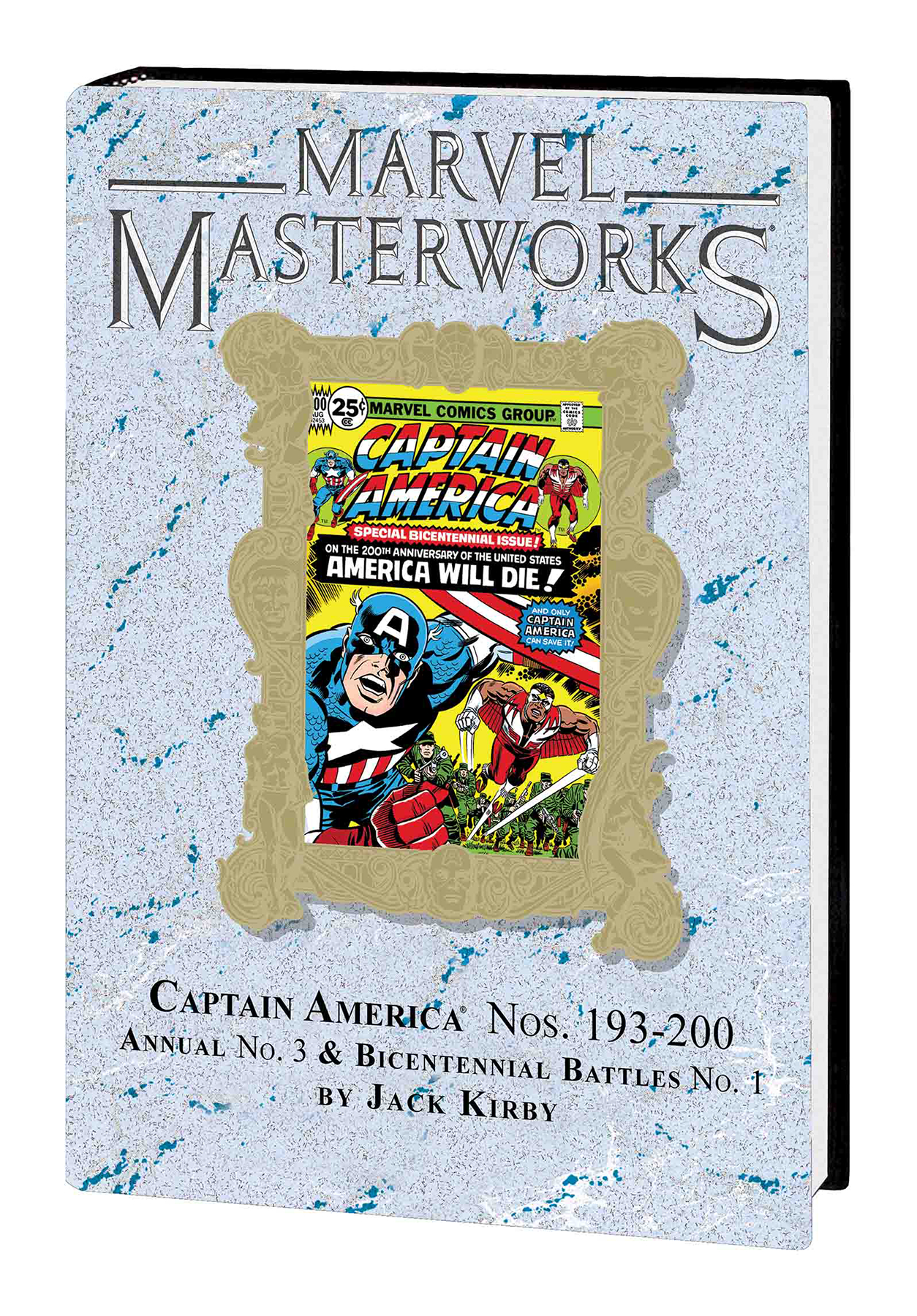 MMW CAPTAIN AMERICA HC VOL 10 DM VAR 262