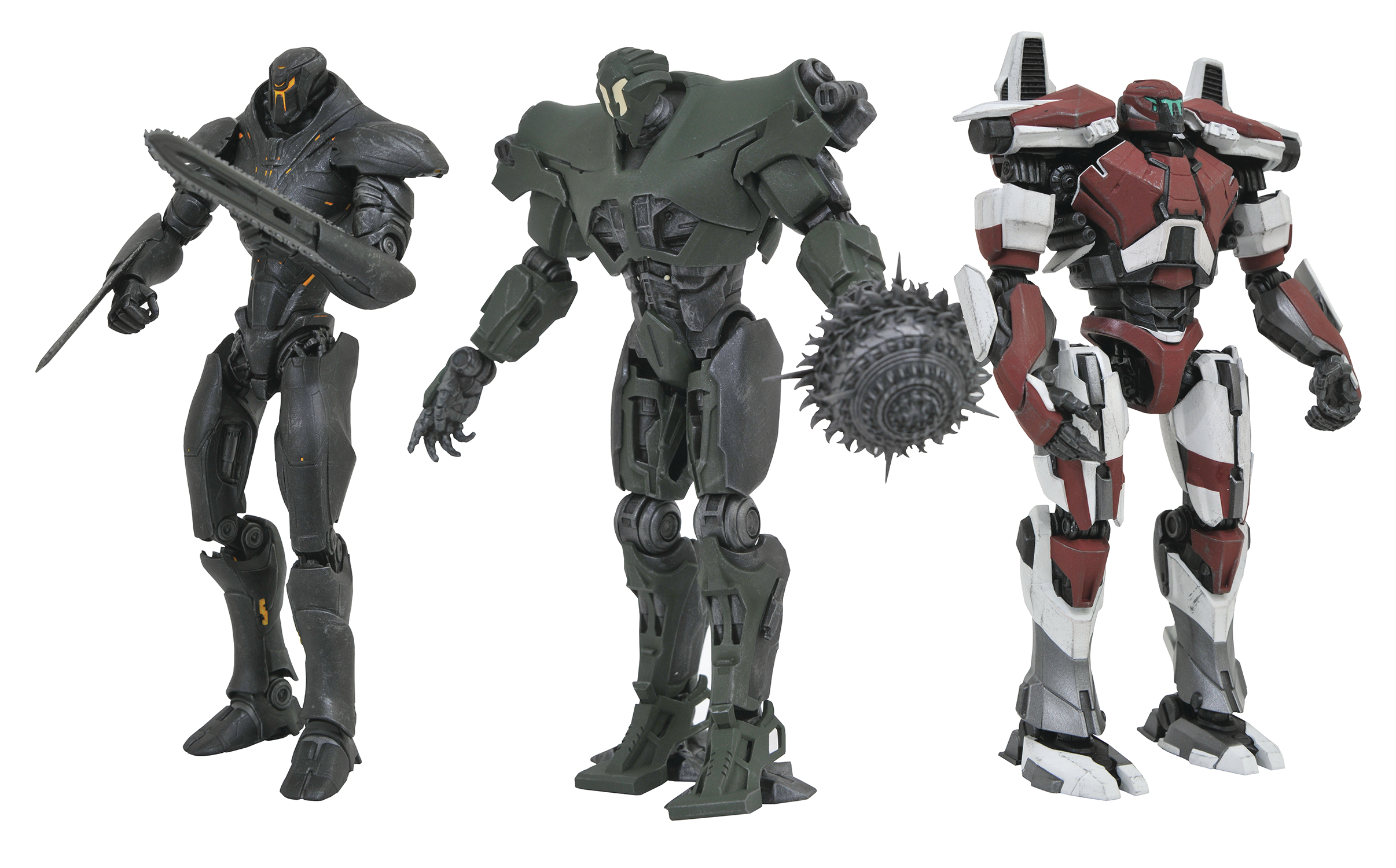 PACIFIC RIM 2 SELECT AF SERIES 2 ASST