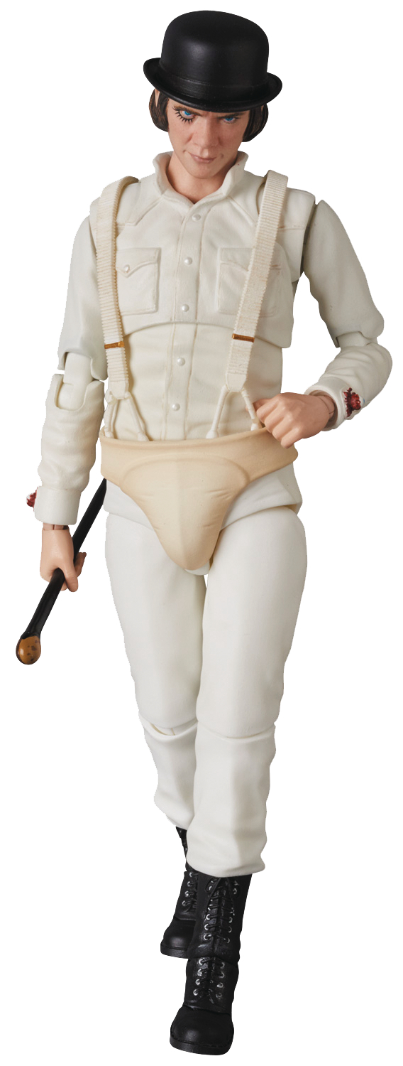 CLOCKWORK ORANGE ALEX MAFEX AF