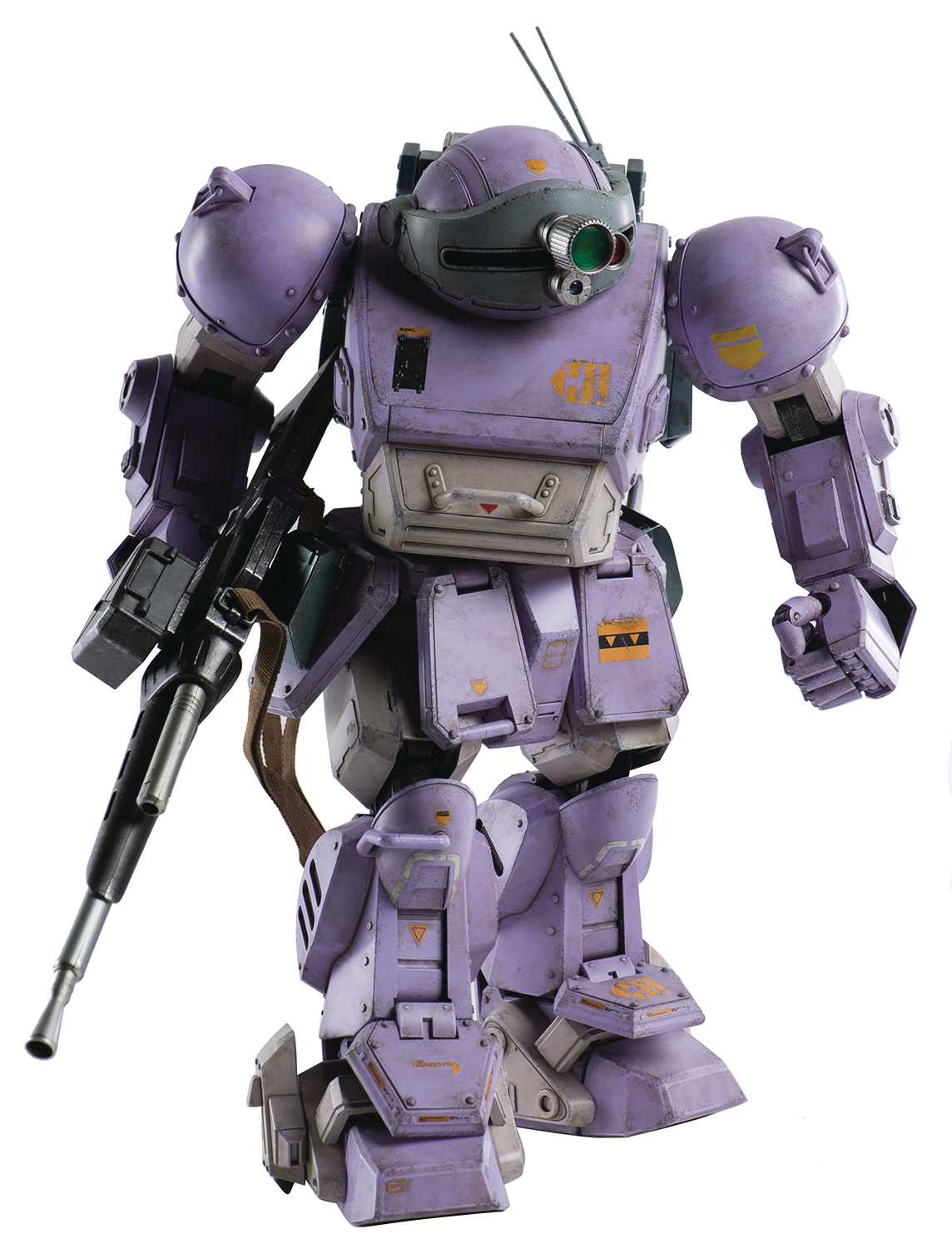 VOTOMS SCOPEDOG MELQUIYA COLOR & PARACHUTE SACK 1/12 FIG (NE