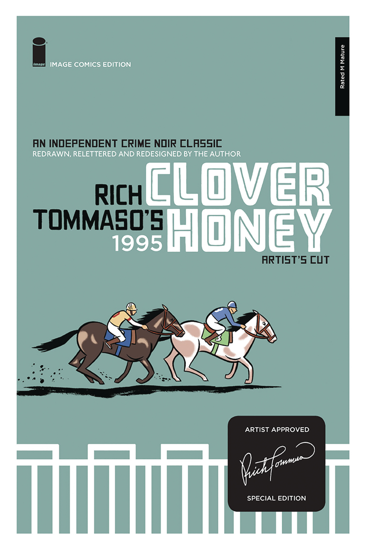 CLOVER HONEY SPEC ED TP (FEB180544) (MR)