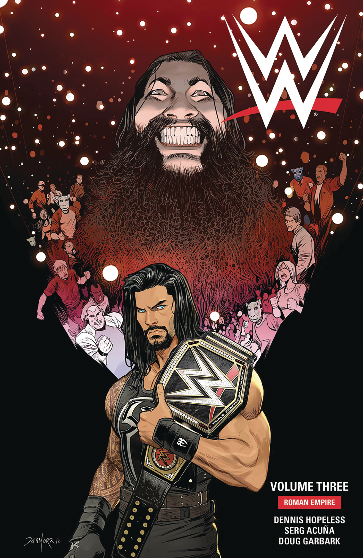WWE ONGOING TP VOL 03
