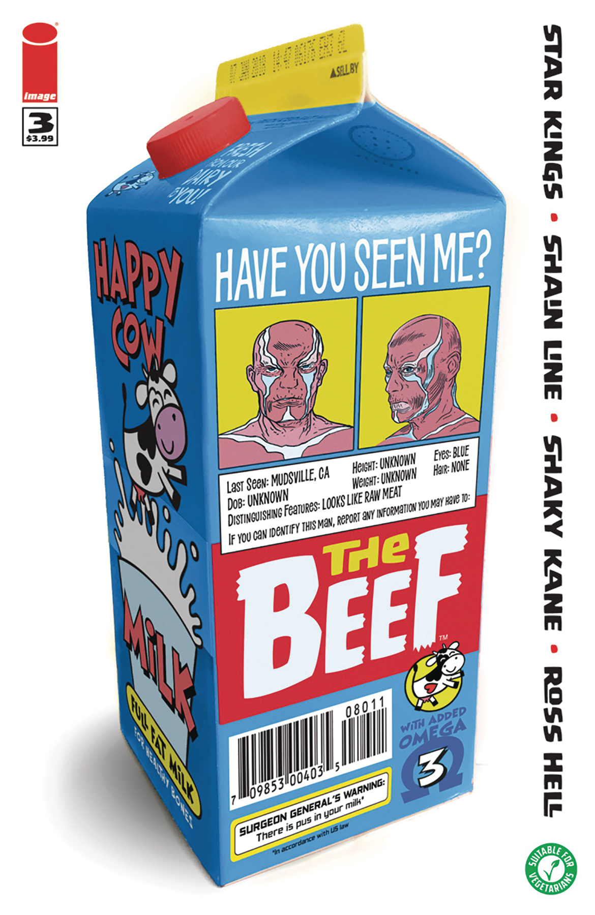 BEEF #3 (OF 5) (MR)