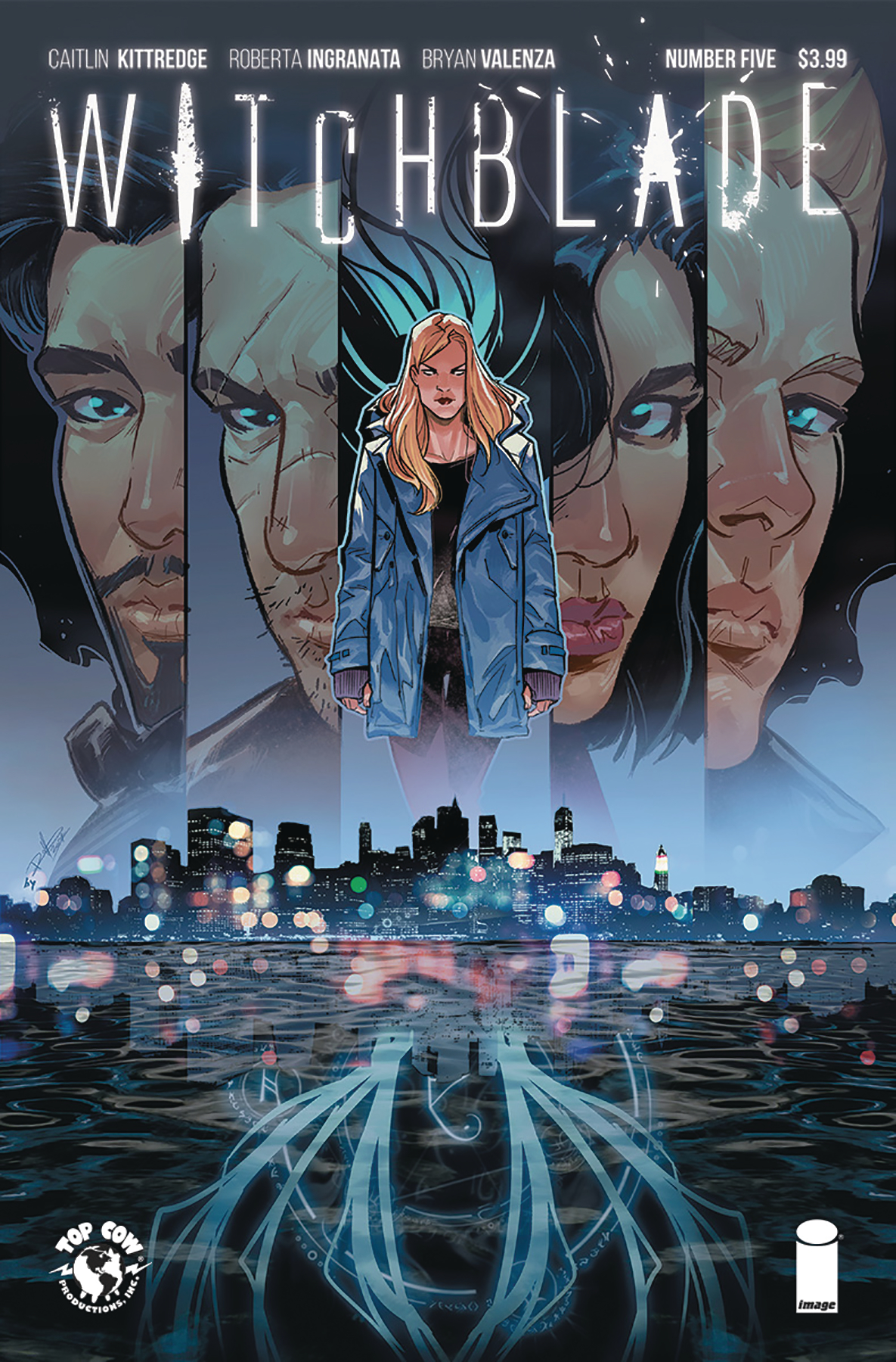 WITCHBLADE #5 (MR)