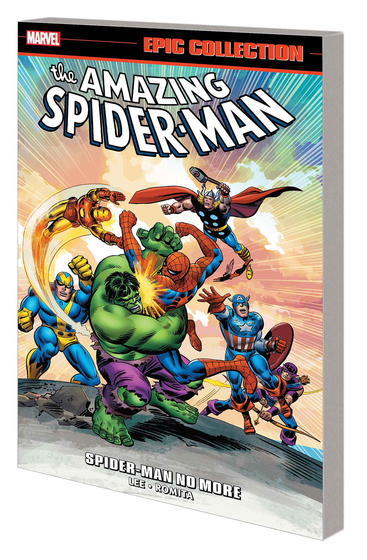 AMAZING SPIDER-MAN EPIC COLLECTION SPIDER-MAN NO MORE TP