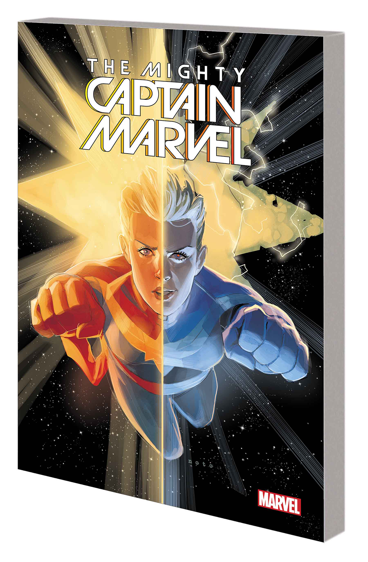 MIGHTY CAPTAIN MARVEL TP VOL 03 DARK ORIGINS