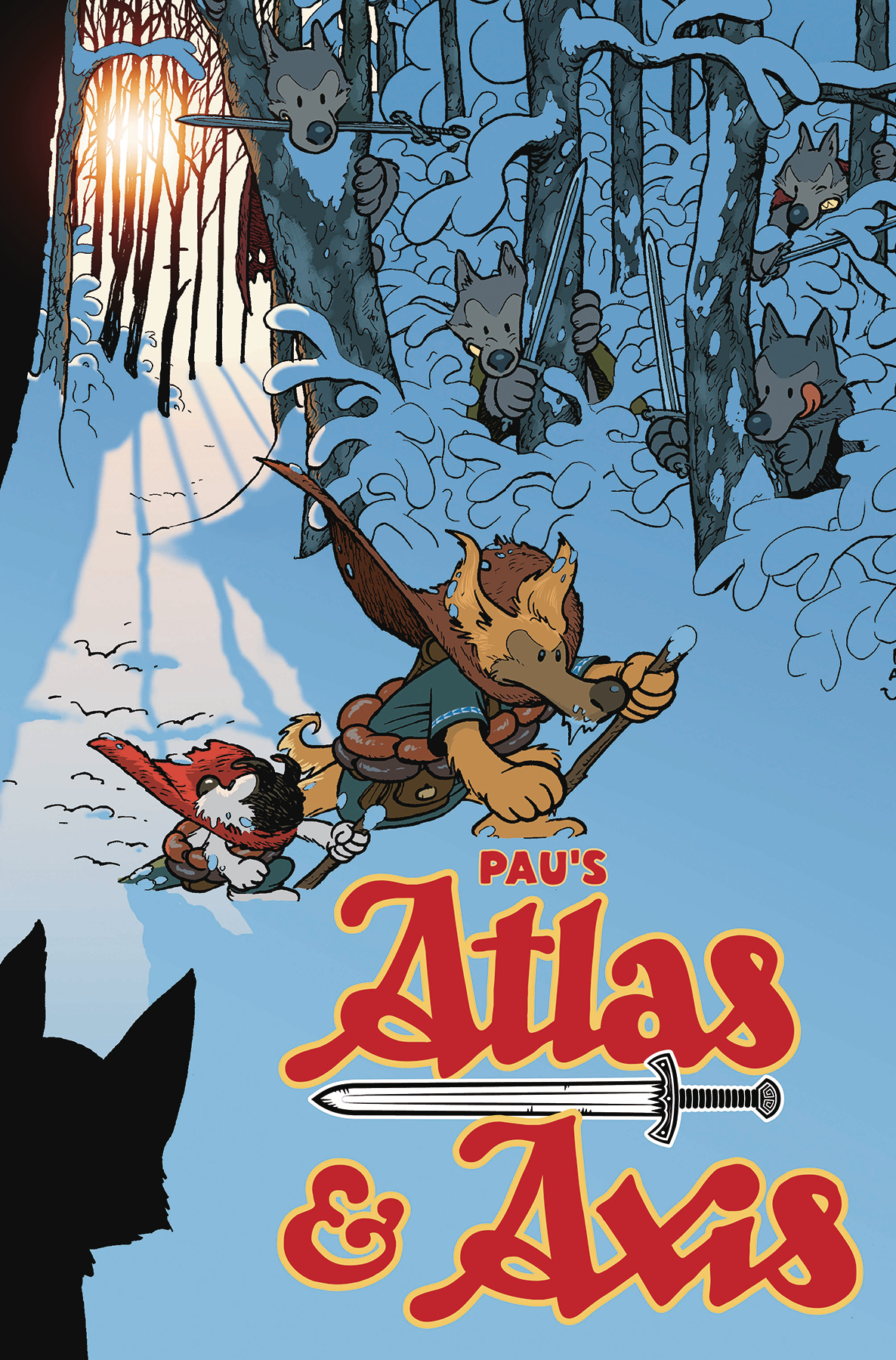 ATLAS AND AXIS TP