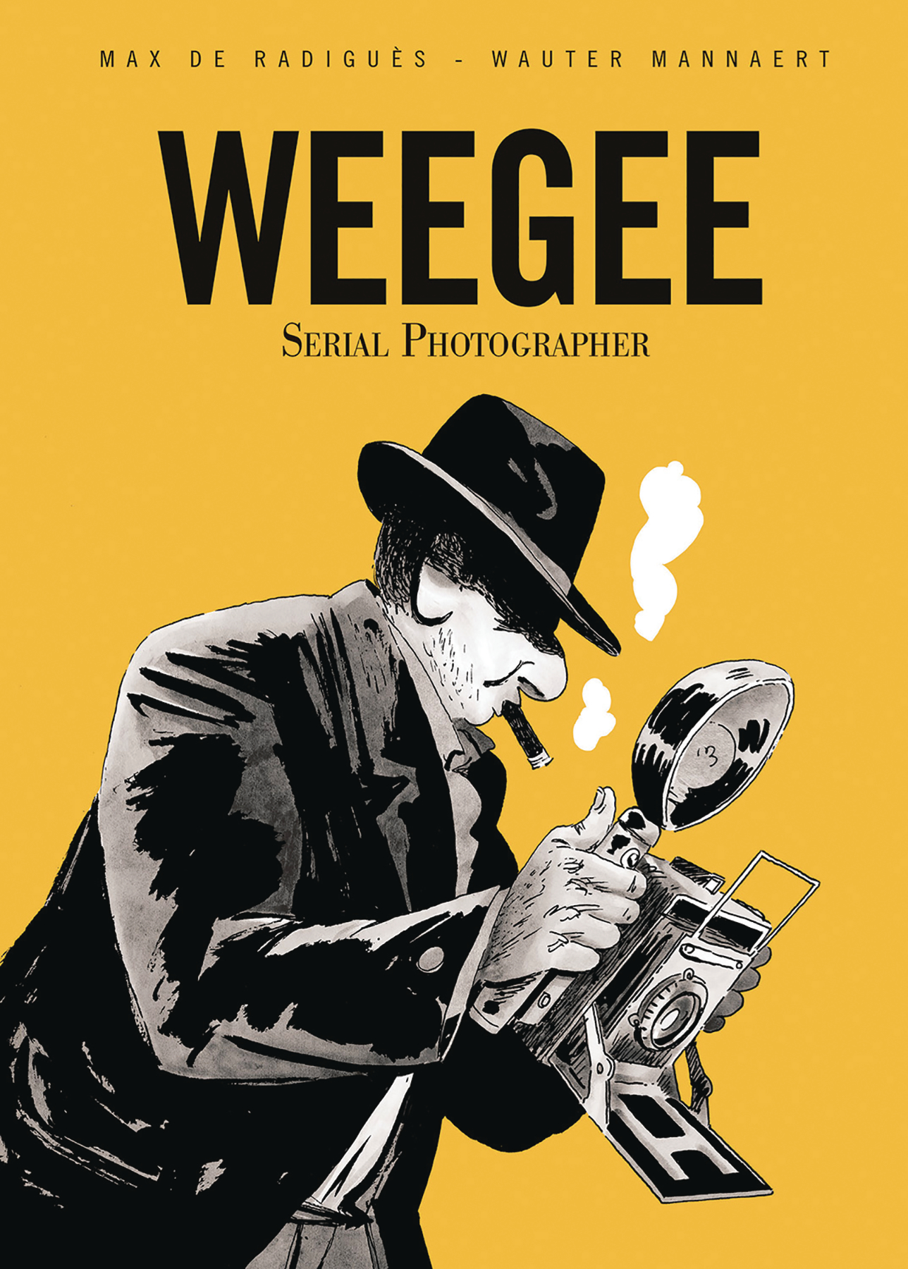 WEEGEE SERIAL PHOTOGRAPHER GN