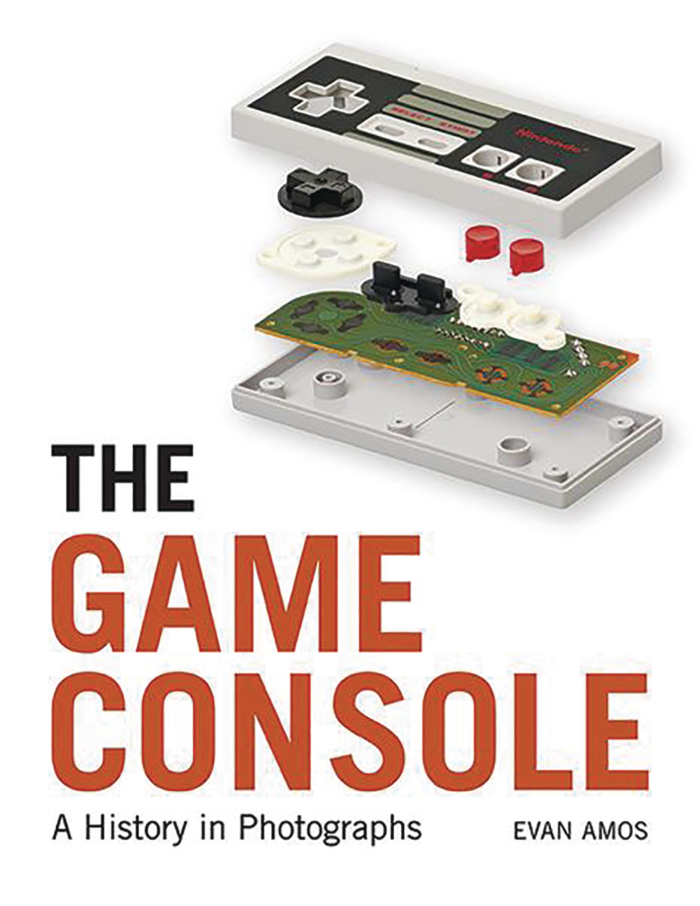 GAME CONSOLE PHOTOGRAPHIC HISTORY FROM ATARI TO XBOX (RES) (