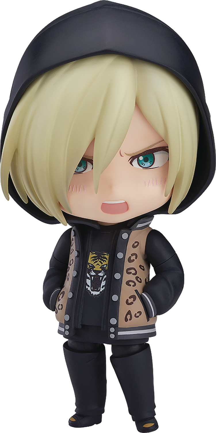 YURI ON ICE YURI PLISETSKY NENDOROID AF CASUAL VER