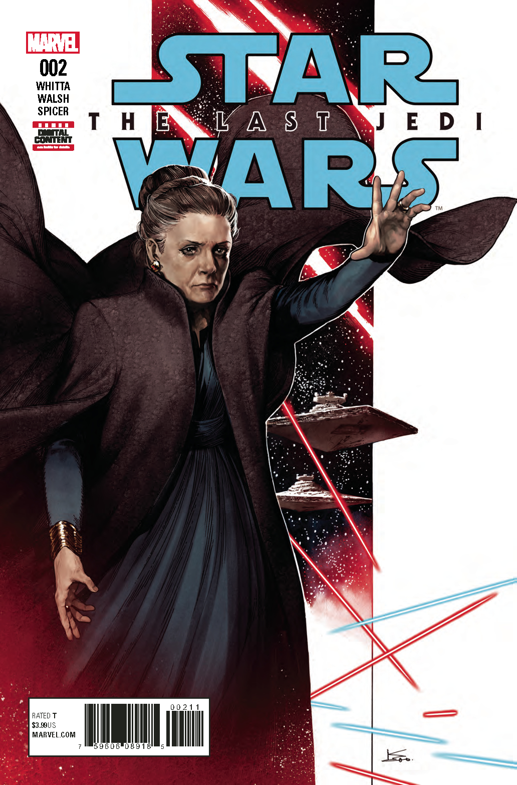 STAR WARS LAST JEDI ADAPTATION #2