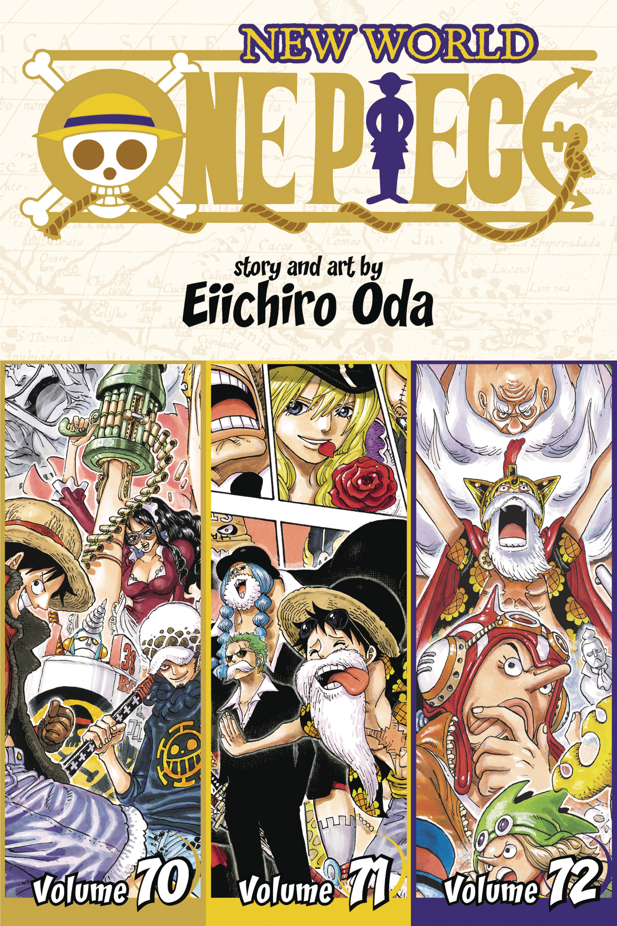ONE PIECE 3IN1 TP VOL 24