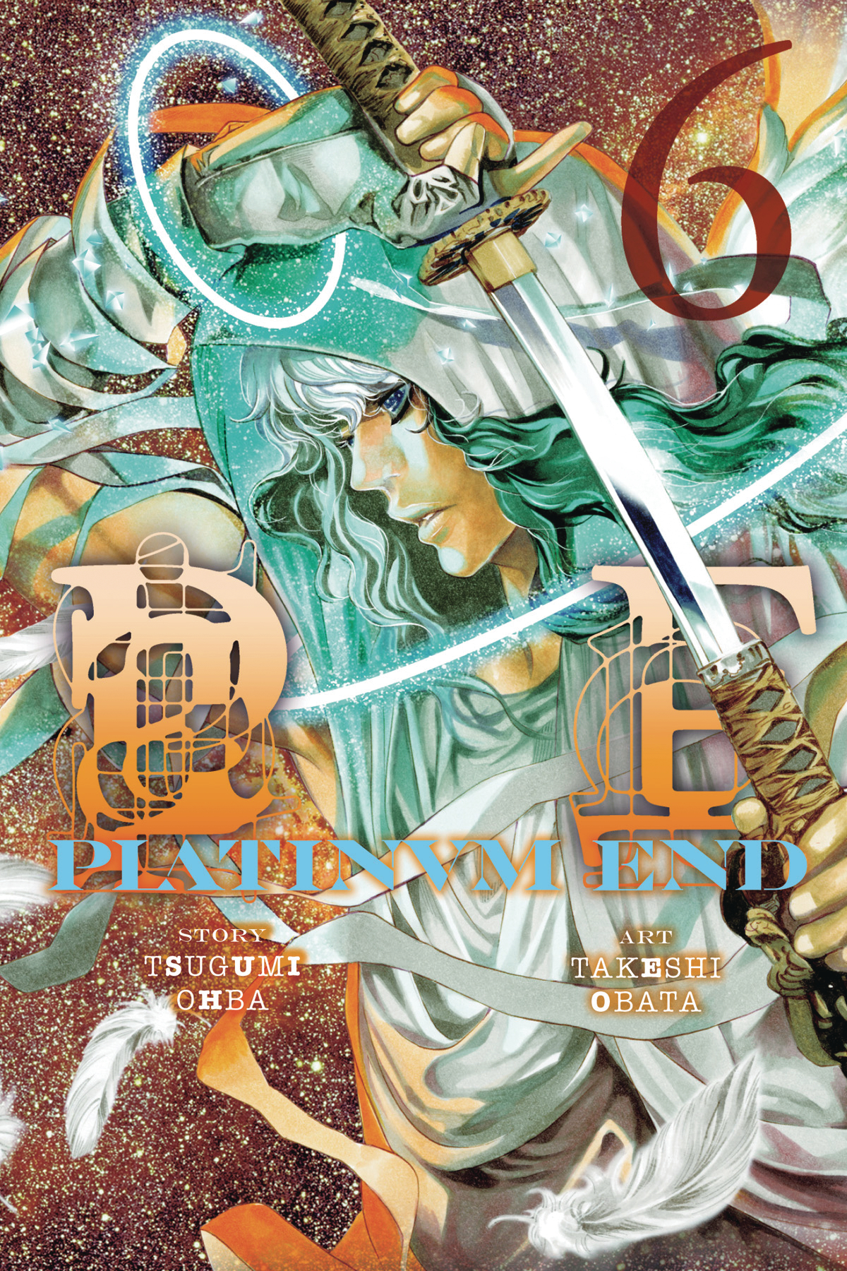 PLATINUM END GN VOL 06 (MR)