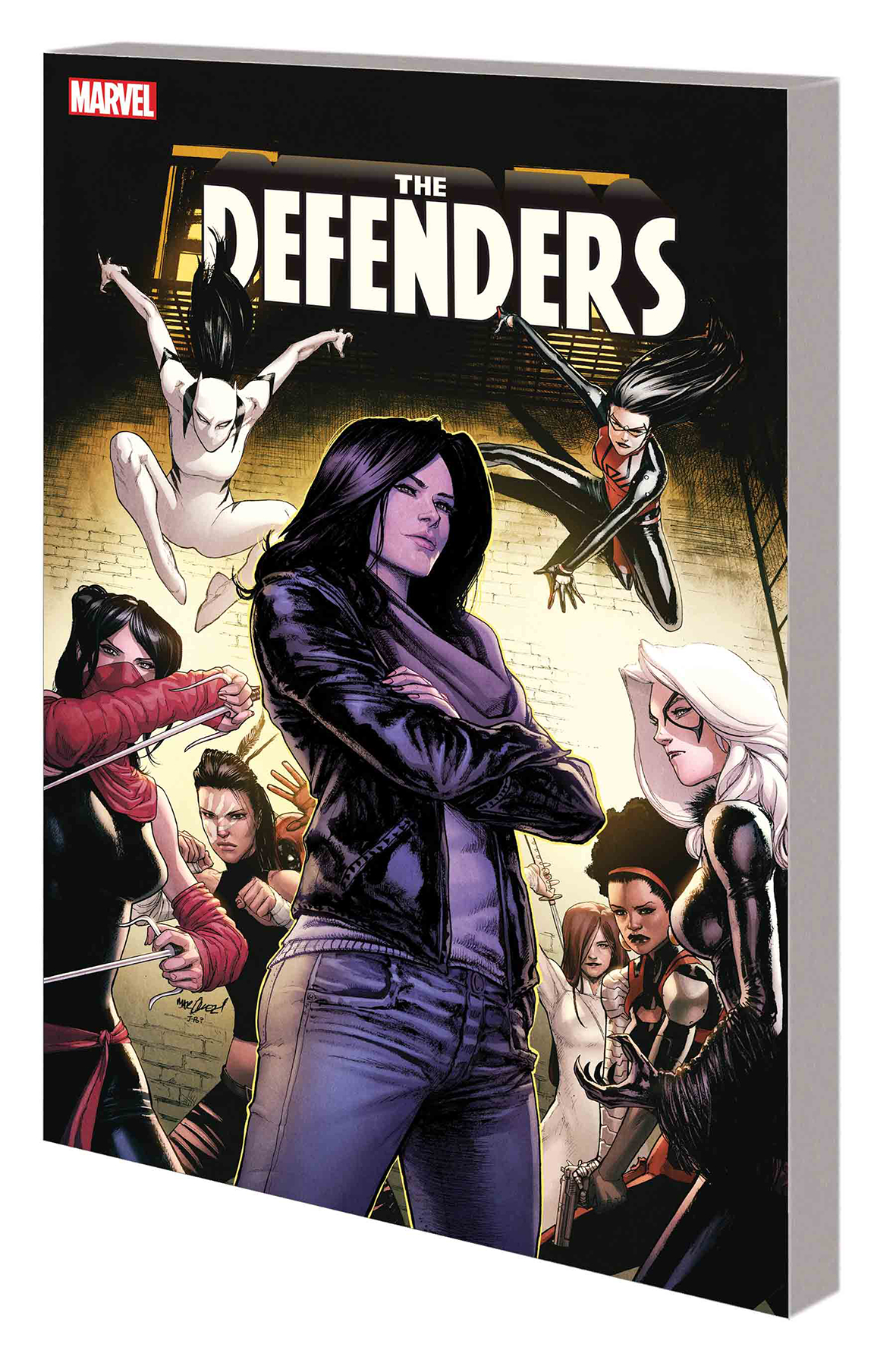 DEFENDERS TP VOL 02 KINGPINS OF NEW YORK