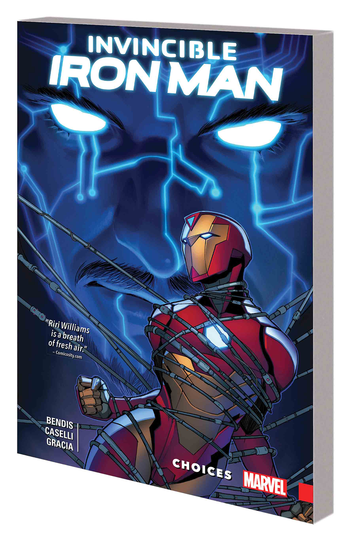 INVINCIBLE IRON MAN IRONHEART TP VOL 02 CHOICES