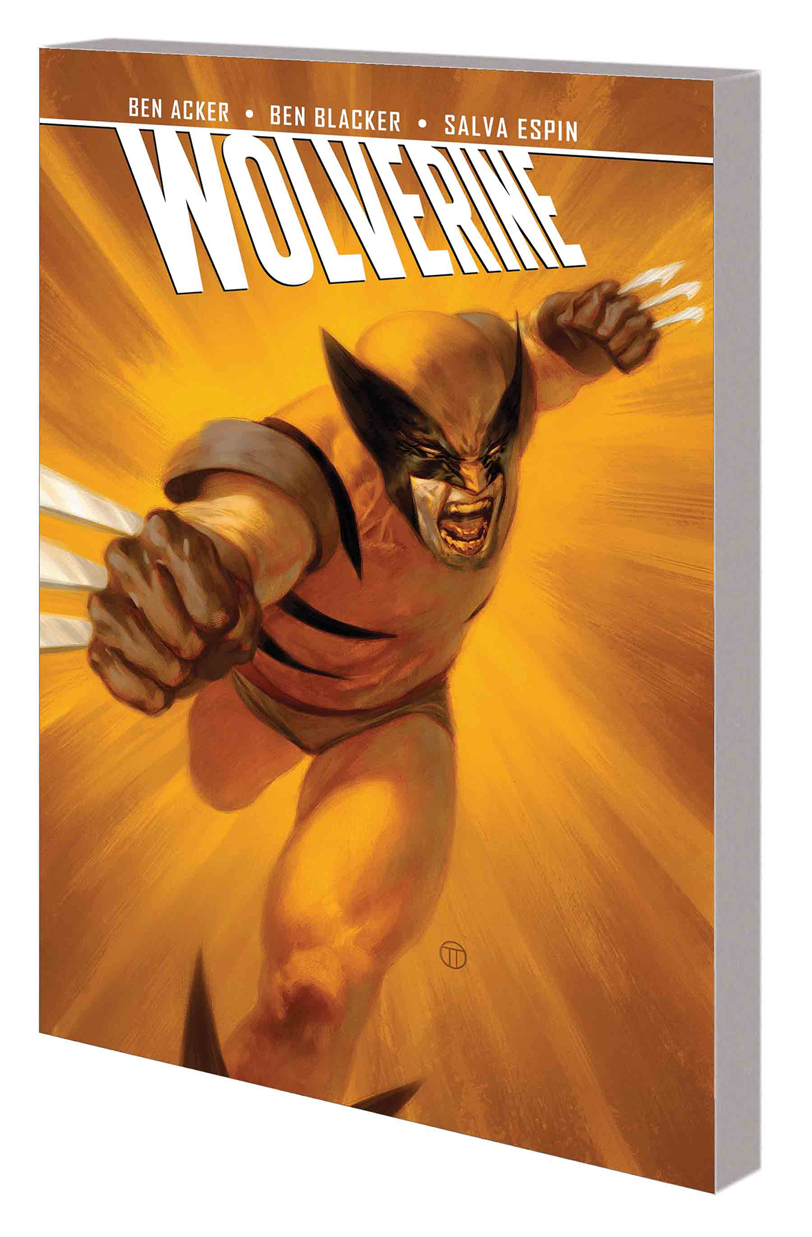 WOLVERINE SAVAGE ORIGINS TP