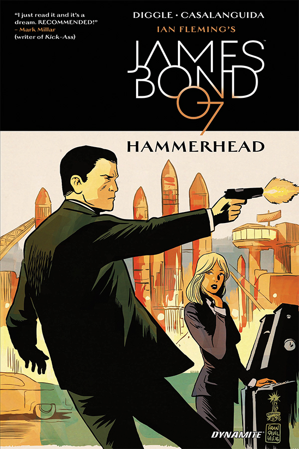 JAMES BOND HAMMERHEAD TP (JUN181106)