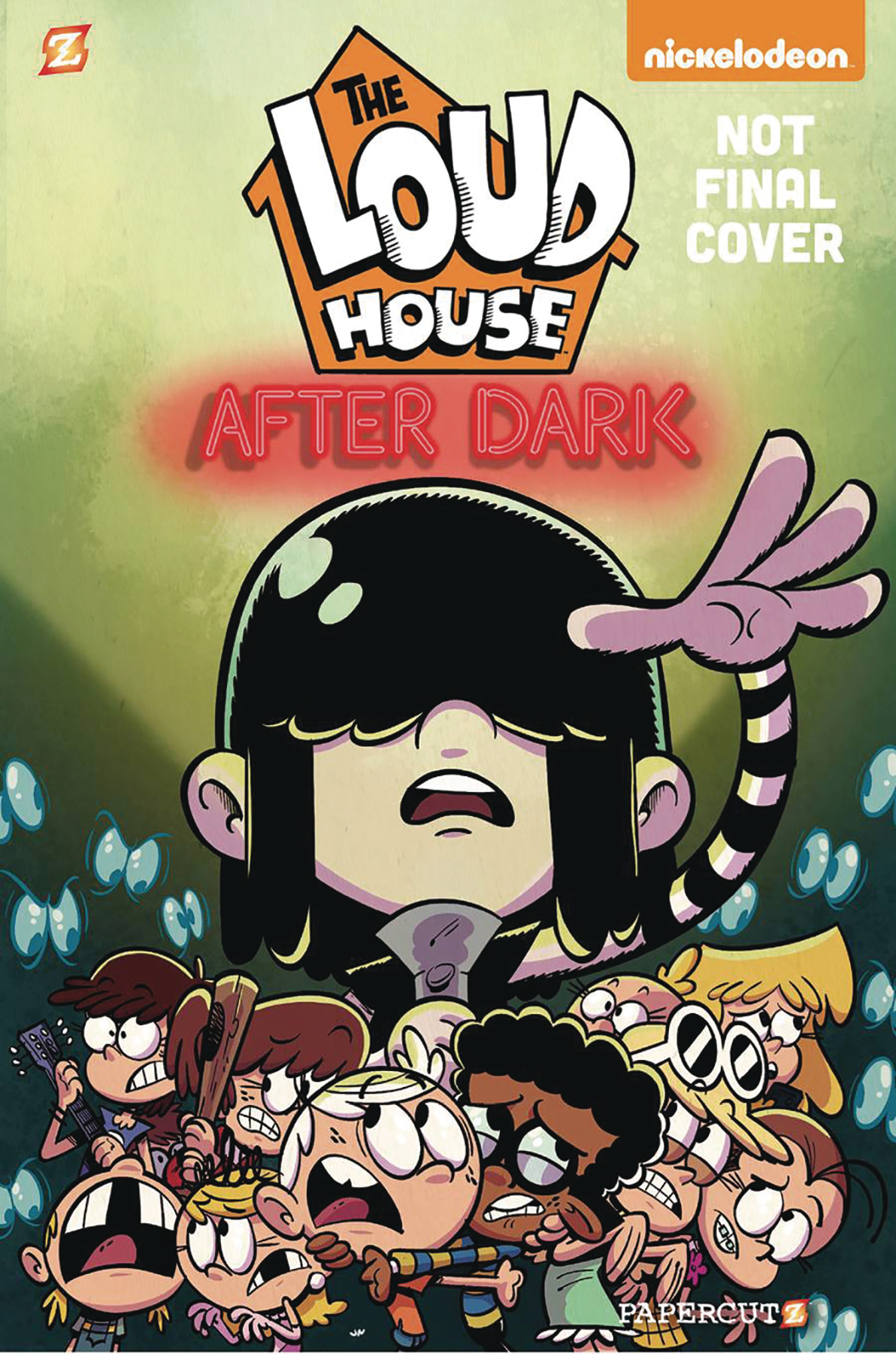 LOUD HOUSE GN VOL 05 AFTER DARK (O/A)