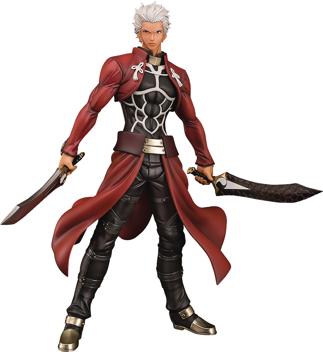 FATE STAY NIGHT UNLIMITED BLADE ARCHER ROUTE 1/7 PVC FIG