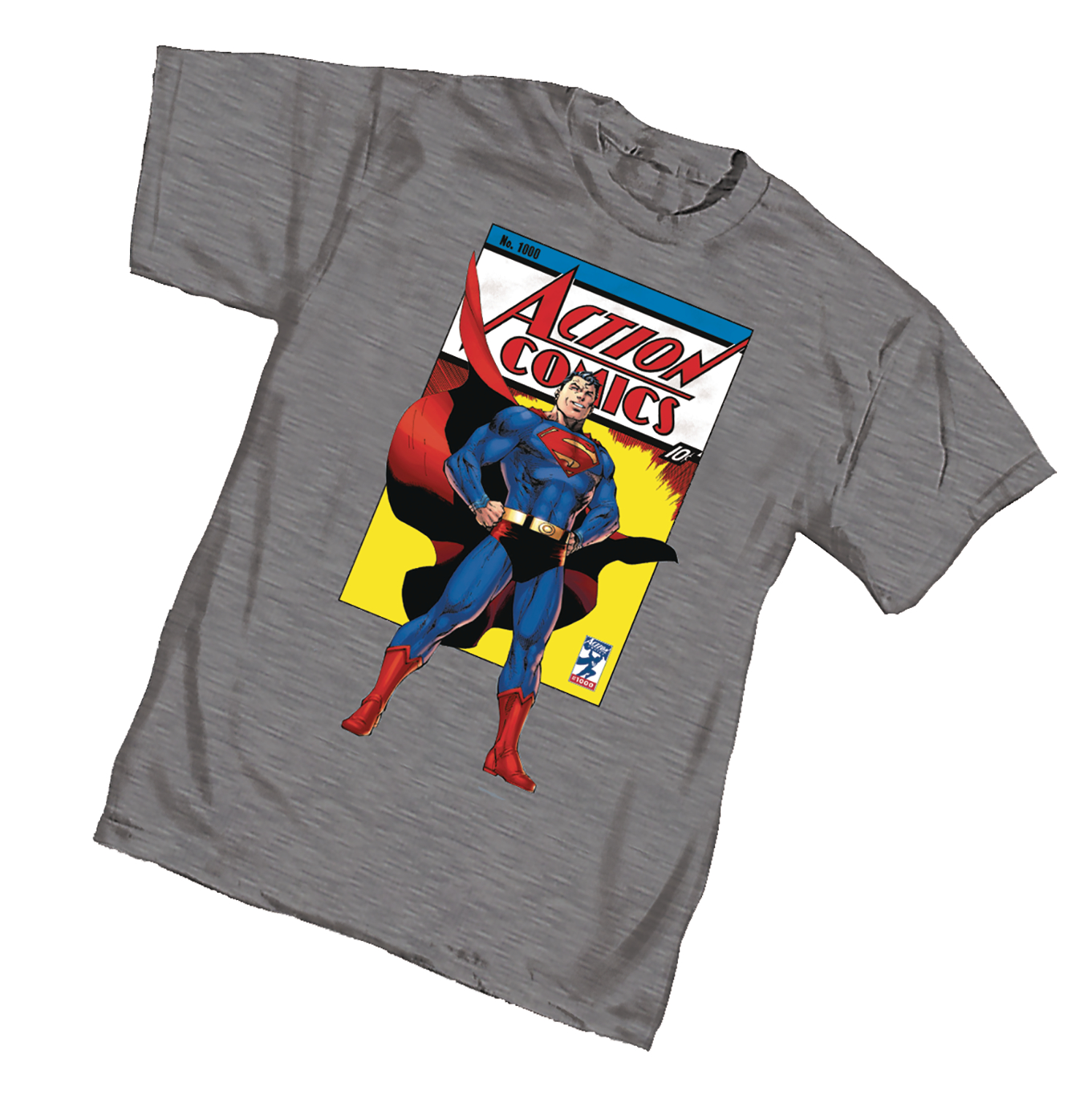 ACTION #1000 SUPERMAN T/S XL (O/A)