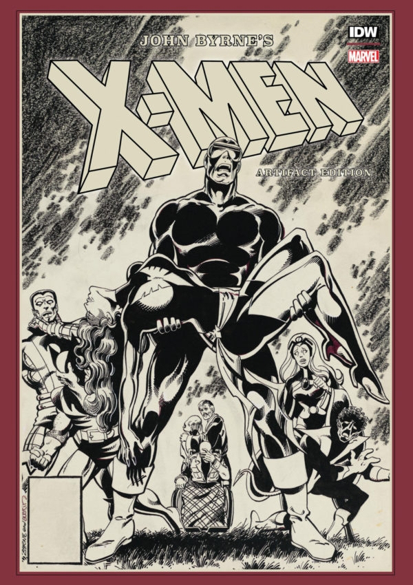 JOHN BYRNE X-MEN ARTIFACT ED HC  (O/A)