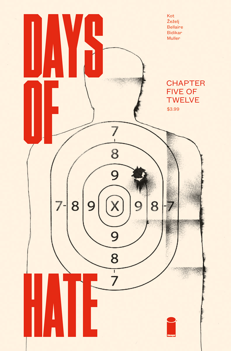 DAYS OF HATE #5 (OF 12) (MR)