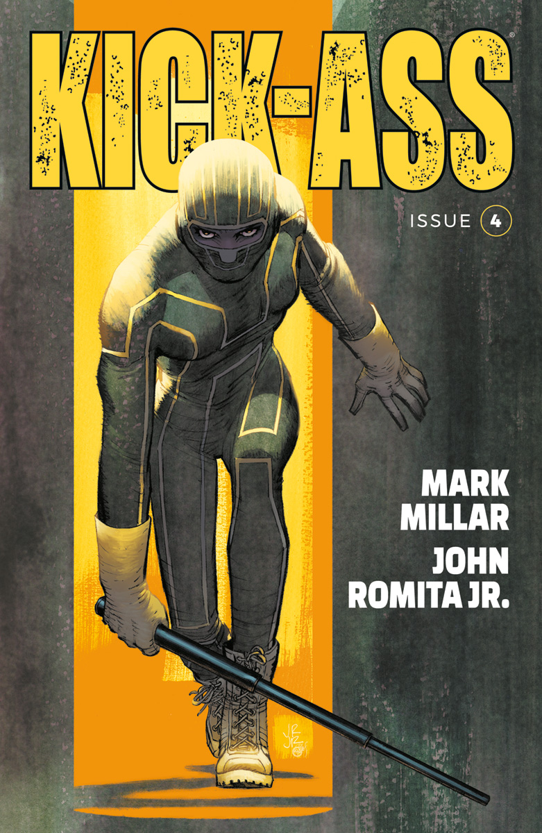 KICK-ASS #4 CVR A ROMITA JR (MR)
