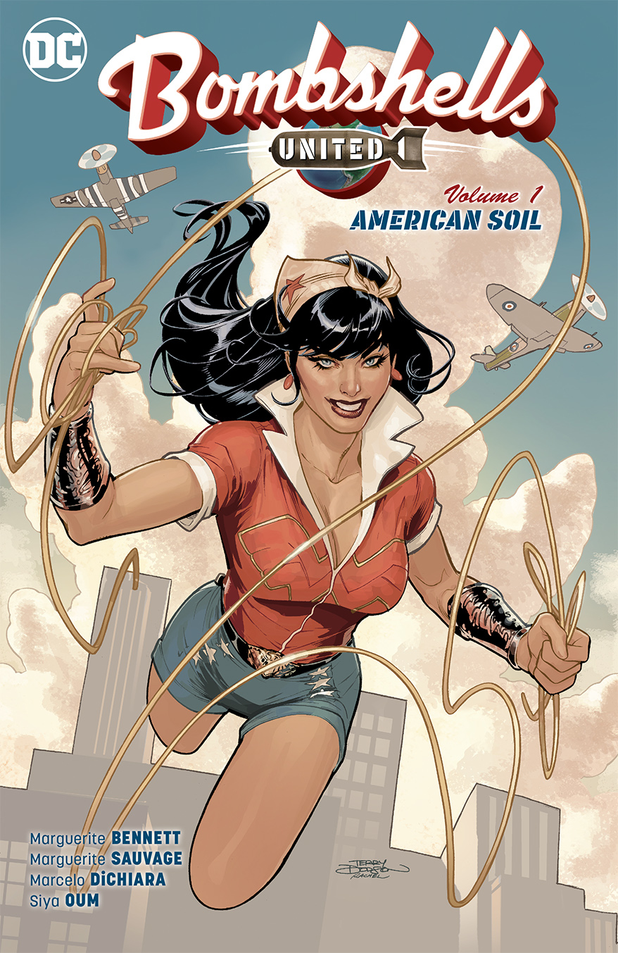 BOMBSHELLS UNITED TP VOL 01