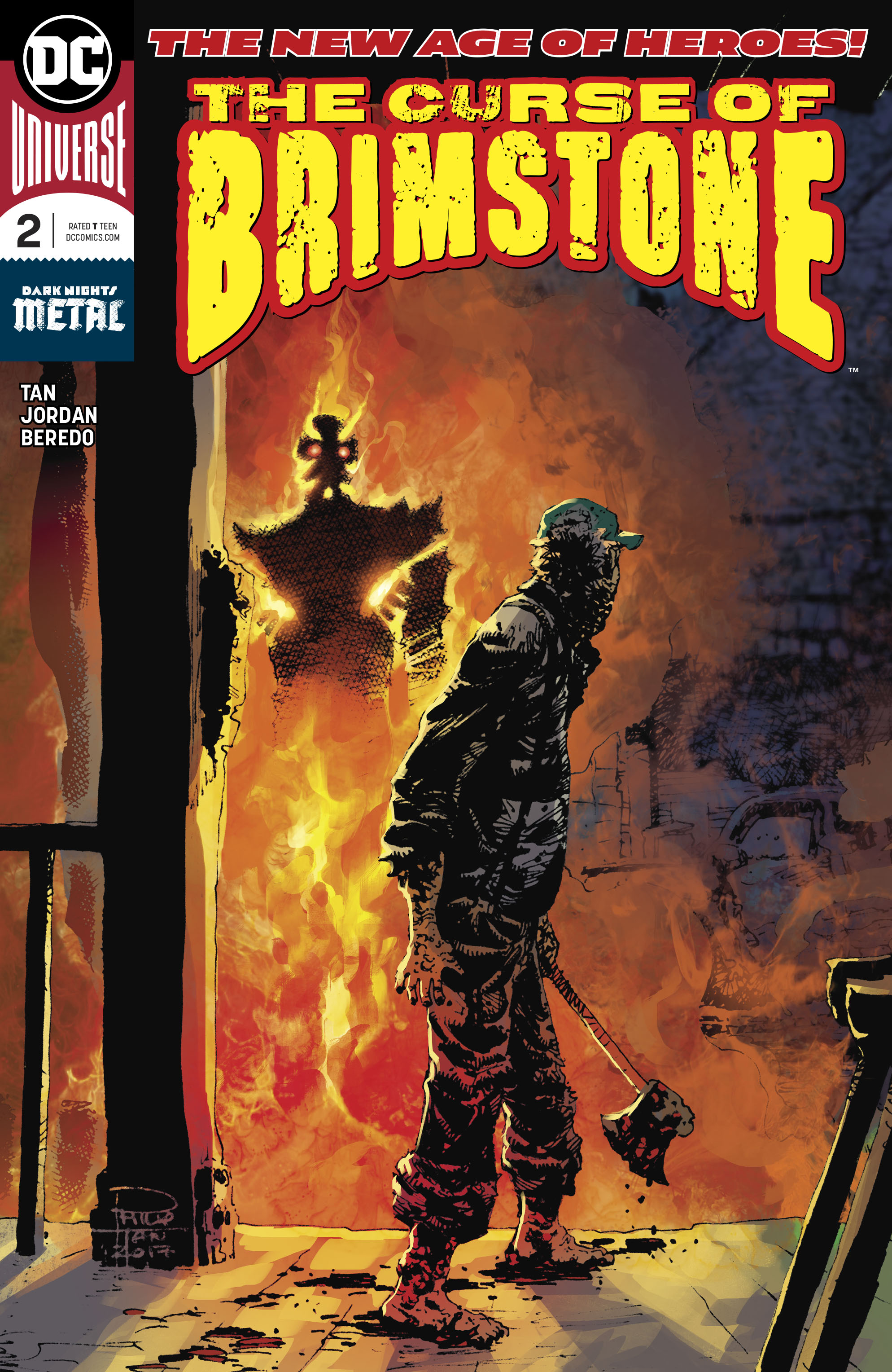 CURSE OF BRIMSTONE #2