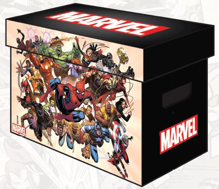 MARVEL GRAPHIC COMIC BOXES FRESH START AVENGERS (BUNDLE OF 5