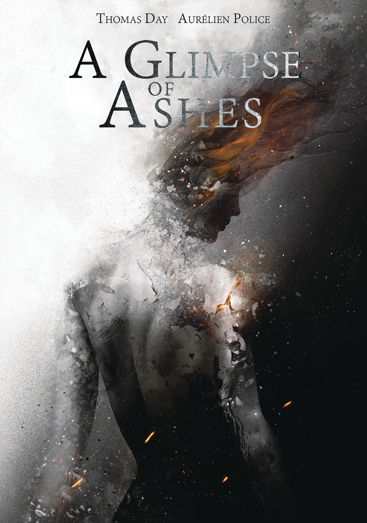 A GLIMPSE OF ASHES TP