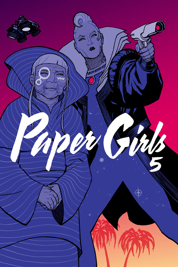 PAPER GIRLS TP VOL 05 (OCT180099)