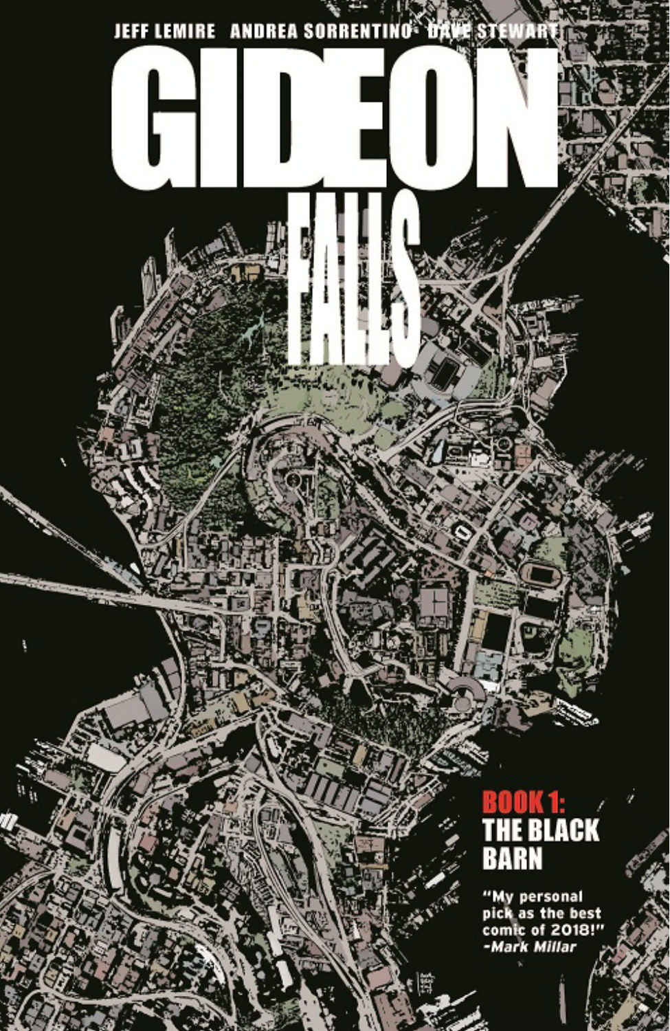 GIDEON FALLS TP VOL 01 BLACK BARN (AUG180153) (MR)